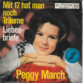 Peggy March - Mit 17 hat man noch traume