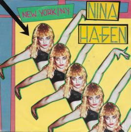 Nina Hagen - New York / N.Y.