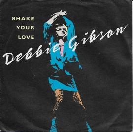 Debbie Gibson - Shake your love