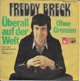 Freddy Breck - Uberall auf der welt