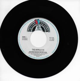 George Baker Selection - The wind (ay, ay, ay, Maria) (Alternative cover)