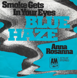 Blue Haze - Smoke gets in your eyes