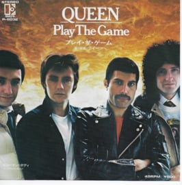 Queen - Play the game (Japanse uitgave)