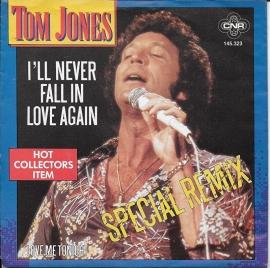 Tom Jones - I'll never fall in love again