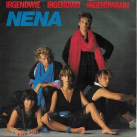 Nena - Irgendwie irgendwo irgendwann (German edition)