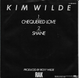 Kim Wilde - Chequered love