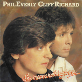 Phil Everly & Cliff Richard - She means nothing to me