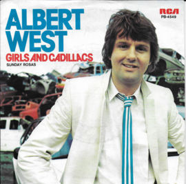 Albert West - Girls and cadillacs