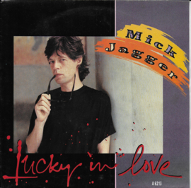 Mick Jagger - Lucky in love