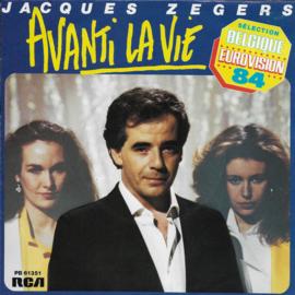 Jacques Zegers - Avanti la vie
