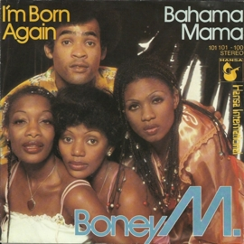 Boney M - I'm born again