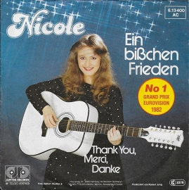 Nicole - Ein bisschen frieden