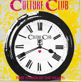 Culture Club - Time (clock of the heart) (Alternative cover)