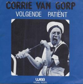 Corrie van Gorp - Volgende patiënt
