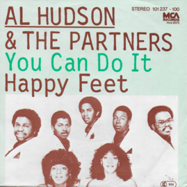 Al Hudson & The Partners - You can do it (German edition)