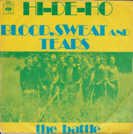 Blood, Sweat and Tears - Hi-de-ho