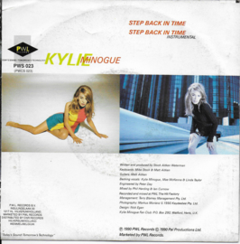 Kylie Minogue - Step back in time