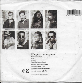 UB 40 - The way you do the things you do