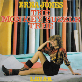 Erna Jones - The monkey puzzle tree