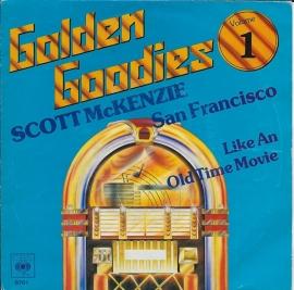 Scott McKenzie - San Francisco (Alternative cover)