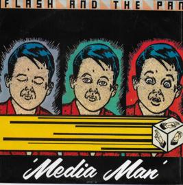 Flash and the Pan - Media man