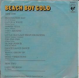 Gidea Park - Beach boy gold