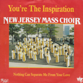 New Jersey Mass Choir - You're the inspiration