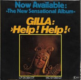 Gilla - Gentlemen callers not allowed