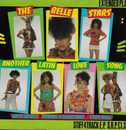 Belle Stars - Another latin love song (Engelse uitgave)