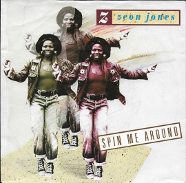 Zeon Jones - Spin me around