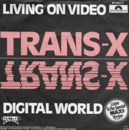 Trans-X - Living on video (Duitse uitgave)