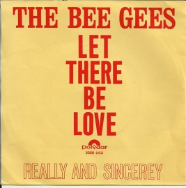 Bee Gees - Let there be love
