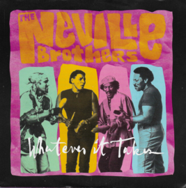 Neville Brothers - Whatever it takes