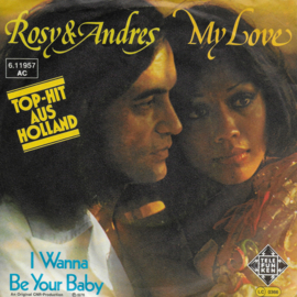 Rosy & Andres - My love (Duitse uitgave)