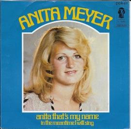Anita Meyer - Anita that's my name