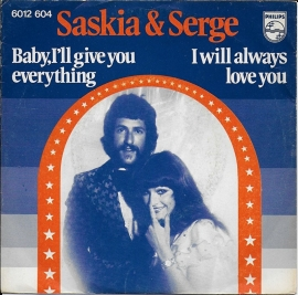 Saskia & Serge - Baby, i'll give you everything