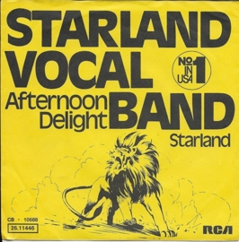 Starland Vocal Band - Afternoon delight (Alternative cover)