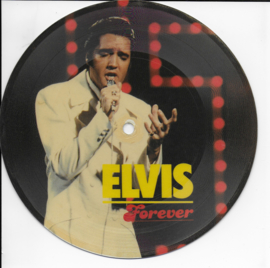 Elvis  Presley - Heartbreak hotel (picture flexi-disc)