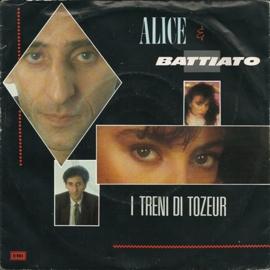 Alice & Battiato - I treni di tozeur