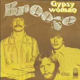 Breeze - Gypsy woman (Alternative cover)
