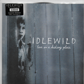 Idlewild - Live in a hiding place (Limited edition 2045)