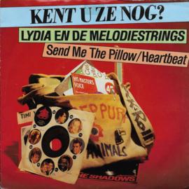 Lydia en de Melodiestrings - Send me the pillow