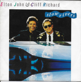 Elton John & Cliff Richard - Slow rivers