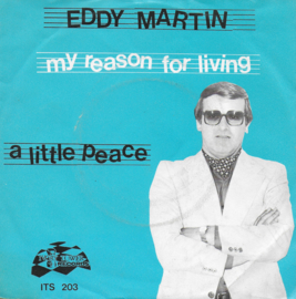 Eddy Martin - (there goes) My reason for living