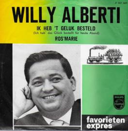 Willy Alberti - Ik heb 't geluk besteld