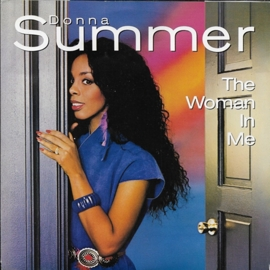 Donna Summer - The woman in me (Benelux uitgave)