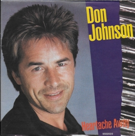 Don Johnson - Heartache away (Poster single)