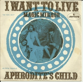 Aphrodite's Child - I want to live