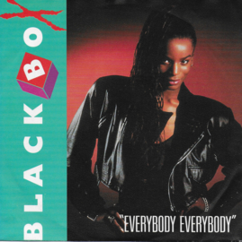 Black Box - Everybody everybody (Duitse uitgave)