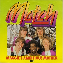 Match - Maggie's ambitious mother